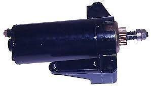 starter motor (or spares) for 15hp Johnson