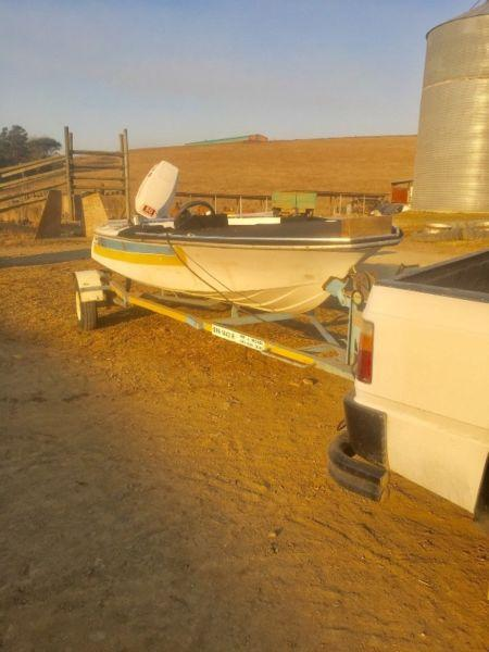 Bargain!!! Bass boat for sale