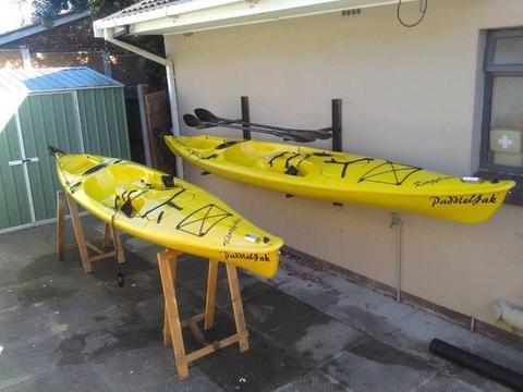 PaddleYak Kingfisher Pro Kayaks for sale