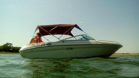 1998 Sea Ray 185