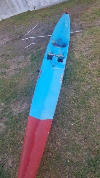 Canoes / Boats