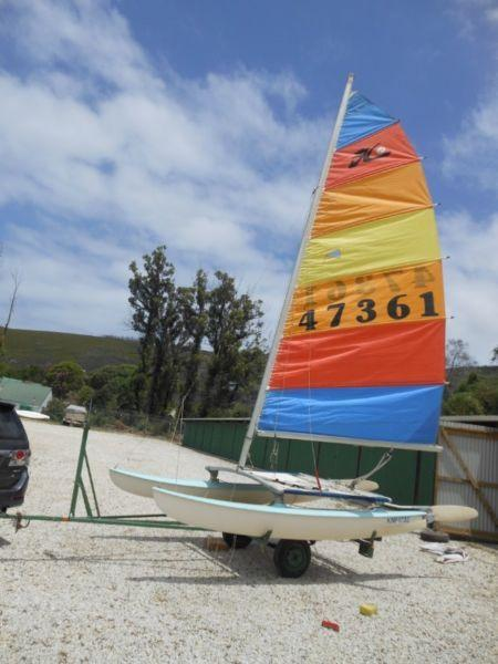 Hobie Cat 14 for sale