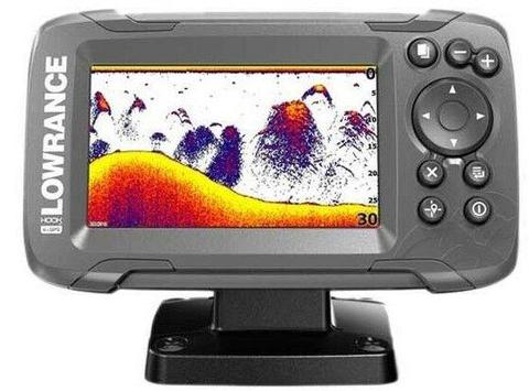 LOWRANCE HOOK² 4X with Bullet transducer