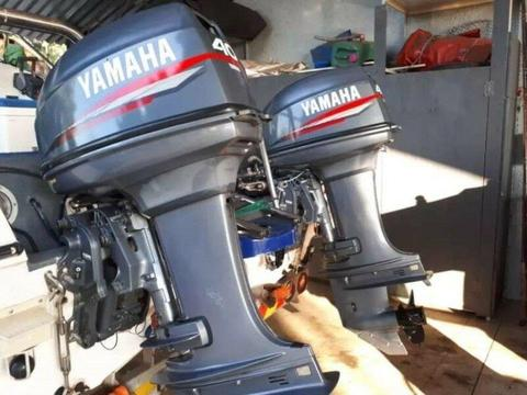40Hp Outboard For Sale - Brick7 Boats