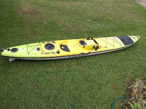 Stealth Superlite X incl paddle