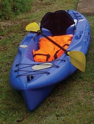 Hunter Ski Fishing Kayak