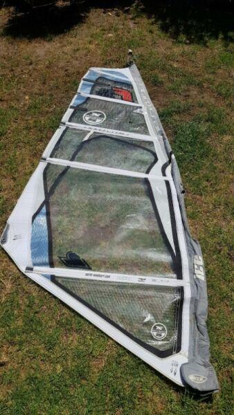 North Sails Ice 3.2m2 windsurf sail