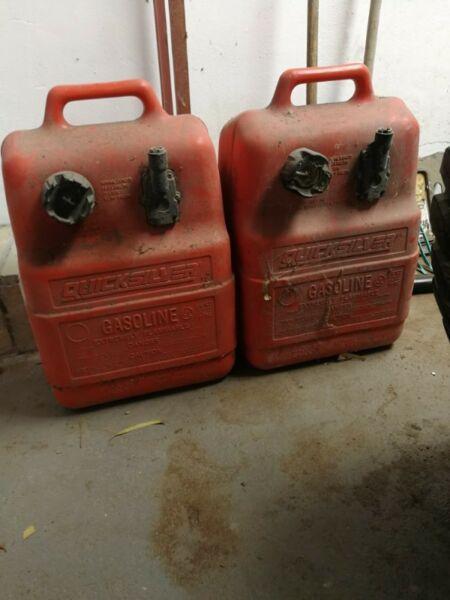 Quicksilver marine fuel tanks
