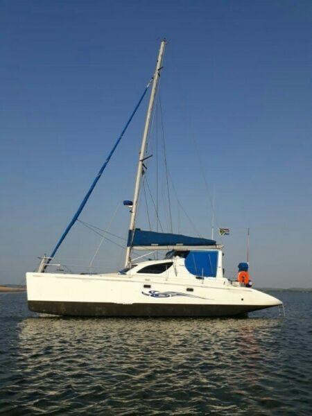 Catamarans for sale from 38ft to 54ft