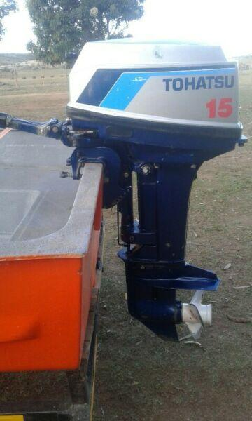 Tohatsu Outboards For Sale - Brick7 Boats