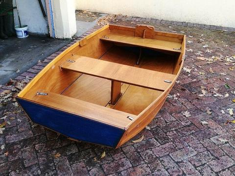 Folding Seahopper Scamp Boat