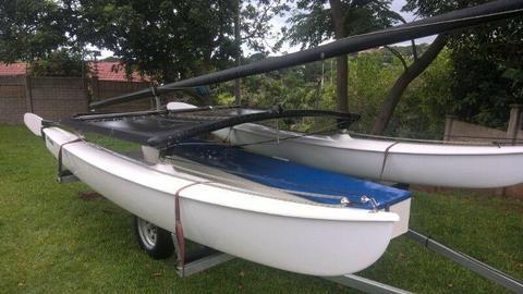 Hobie 14 Catamaran