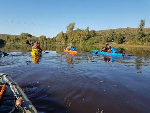 Kayak Trip - X-Africa