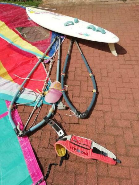 Windsurfer for sale!