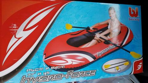 2x New Inflatable Dinghies
