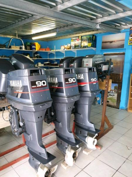 OUTBOARD MOTORS FOR SALE!!!