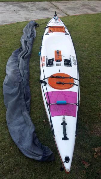 Fishing ski/kayak