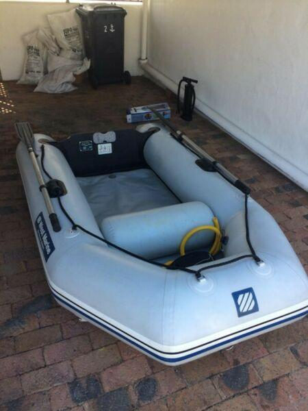 2.6M Inflatable Dinghy