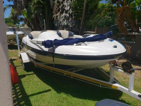 Temptation Speedboat No motor