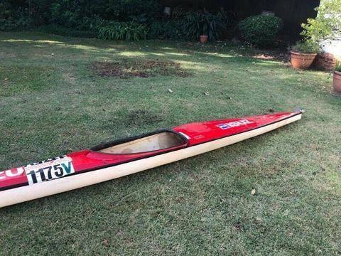 Racing Canoes